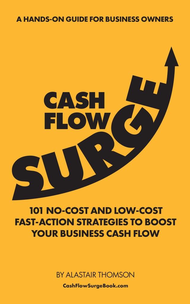 Cash Flow Surge Book Cover